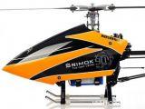 Kasama Srimok 90e: Elicottero elettrico - Volo acrobatico 3D