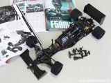 Automodello F1 in scala 1/10 Kawada F500WS