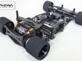 Kawada: nuova M300 FX III - Pan Car in scala 1/12