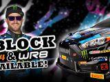 """Nuove HPI Ken Block WR8 e Micro RS4 """"Intergalactic"""""""