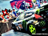 Ken Block e HPI Racing Ford Fiesta agli X Games 18