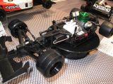Kyosho KF01 GP Video Modellismo -  Formula Uno Nitro