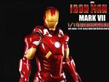 KillerBody presenta l'armatura di Iron Man in scala 1/1