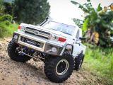 Carrozzeria Toyota Land Cruiser 70 - Killerbody RC