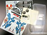 Kit carrozzeria Lancia Delta Martini RED - ITALTRADING