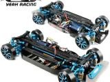 Yeah Racing: Kit conversione per Tamiya TT01 e TT01E