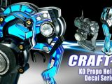 Craft RC - Decal per radiocomando KO Propo Helious