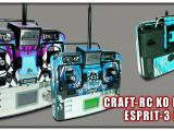 Craft RC - Decal per radiocomando KO Propo Esprit 3