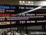 Shinkansen da Tokyo alla prefettura di Shizuoka