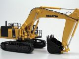 Komatsu PC1250-8 High Grade Video - Kyosho Escavatore cingolato IRC - Movimento Terra