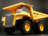 Komatsu HD785 7 Dumper Kyosho - Camion da cava radiocomandato - Modellismo Movimento Terra