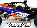 Kraken RC Vekta.5: Automodello off-road in scala 1/5