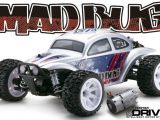 Kyosho MAD BUG VEi - Video