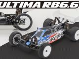Kyosho ULTIMA RB6.6 Buggy 2WD in scala 1/10 - Video