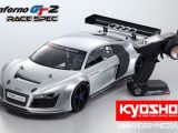 Kyosho Audi R8 GP Inferno GT2 Race SPEC ReadySet