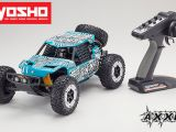 Kyosho AXXE video - Buggy readyset in scala 1/10