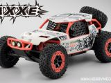 Kyosho AXXE RTR e KIT: SCOOP! Tokyo Hobby Show 2013