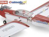 Aeromodello Kyosho Calmato Alpha Sports 60 Elettrico e Nitro