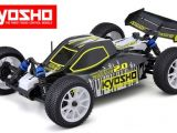 DBX VE 2.0 Brushless Buggy 1:8 con radio KT200 2.4GHz