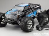 Kyosho DMT GP Monster Truck 1/10 con motore nitro GXR 18SP e radio Perfex KT-200 2,4GHz