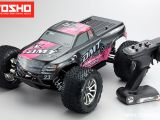 Kyosho DMT VE-R: Aggiornamento del Monster brushless