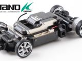 Kyosho dNaNo: Telaio FX-101 MM senza carrozzeria