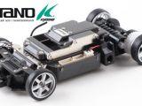 Kyosho dNaNo: Telaio FX-101 MM senza carrozzeria