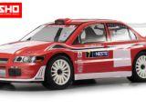 Kyosho DRX 1:9 - Mitsubishi Lancer Evolution VII WRC