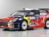 Kyosho DRX Citroen C4 RED BULL WRC 2008 in scala 1:9