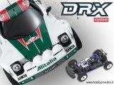 Lancia Stratos Rally Monte Carlo 1/9 - Kyosho DRX WRC