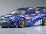 Kyosho DRX Subaru Impreza  WRC 2008