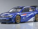 Kyosho DRX Subaru Impreza  WRC 2008