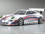 Kyosho EP Fazer 4WD 1:10 Ready Set - Porche 911, Aston Martin DBR9 e McLaren F1-GTR Golf