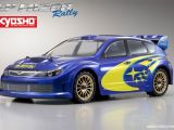 Kyosho Fazer EP Rally Subaru Impreza WRC - Automodello Radiocomandato elettrico