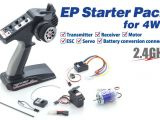 Kyosho EP Starter Pack: Set elettronica per kit 1/10