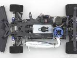 Kyosho Evolva M3 Evolution - Automodello da pista 1:8