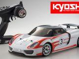 Kyosho Fazer VE 1/10 Porsche 918 Weissach RTR