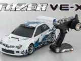 EP Fazer Subaru Impreza KX1 e KX2 VE-X: KYOSHO