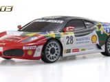 Ferrari F430 Challenge - Kyosho Mini Z MR-03W RM-BCS