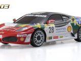 Ferrari F430 Challenge - Kyosho Mini Z MR-03W RM-BCS