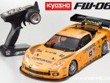 Kyosho FW06 Corvette C6-R in scala 1/10 Ready Set