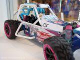 "Kyosho Sand Master ""Hatsune Miku"" Goodsmile Racing al Wonderfestival 2014"