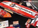 Kyosho Hurricane 900VE: Motoscafo radiocomandato LiPo 6S  Shizuoka Hobby Show 2013