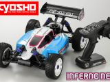 Kyosho Inferno NEO Type 2 con radiocomando KT-200