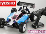 Kyosho Inferno NEO Type 2 con radiocomando KT-200