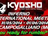 Kyosho Infeno International Meeting 2014
