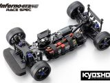 Inferno GT2 VE Brushless Race Spec in scala 1/8 - KYOSHO