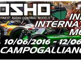 Kyosho Inferno International Meeting 2016 - Campogalliano