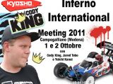 Kyosho Inferno International Meeting 2011 - Campogalliano