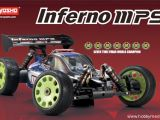 Kyosho Inferno MP9 Second version 2009 - Low Budget  Standard edition